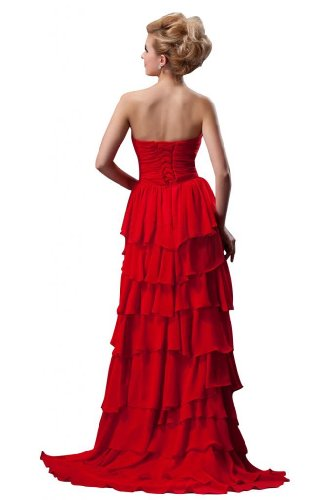 Sunvary Vestito Donna Rosso Donna Vestito Sunvary Rosso Sunvary xO6ZSqw