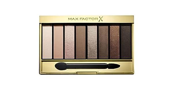 8fb32e729c4 Amazon.com: Max Factor Masterpiece Nude Palette Contouring Eyeshadows 01  Cappucino Nudes: Beauty