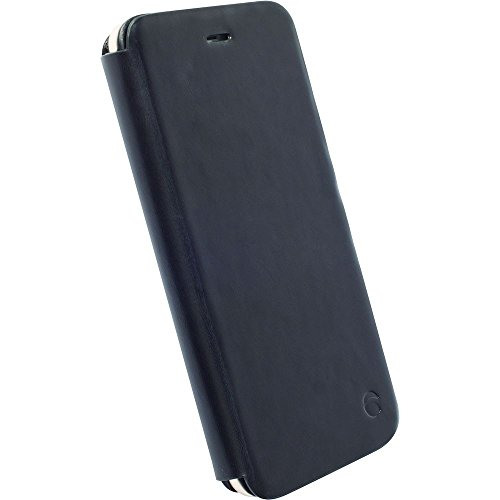 KRUSELL BookCover Kiruna Case for Apple iPhone 6 Plus - schwarz