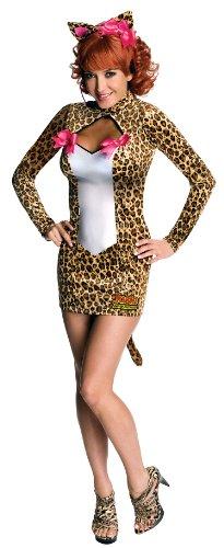 Josie Costume, Black/Brown