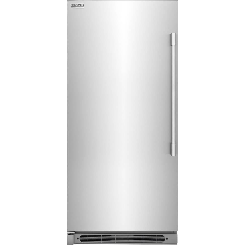 Frigidaire Professional Stainless Steel All Freezer