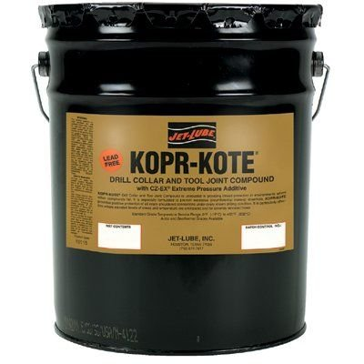 SEPTLS39910115 - Jet-Lube Kopr-Kote Oilfield Drill Collar and Tool Joint Compound - 10115 by Jet-Lube