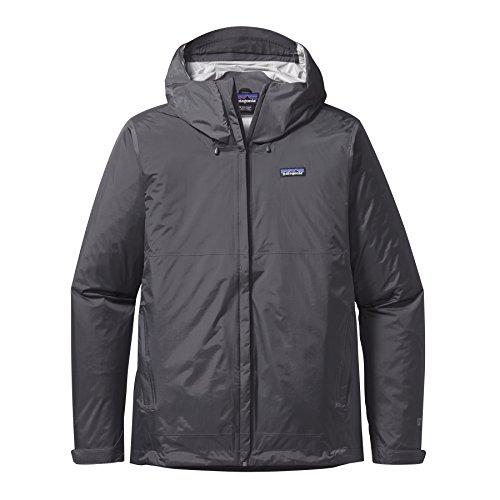 Patagonia Torrentshell Rain Jacket Forge Grey Men