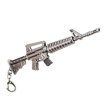 Amazon.com: M4A1Sniper Rifle Trumpet M16 Metal Game Props ...