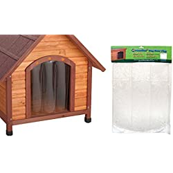 Ware Manufacturing Premium Plus Vinyl Dog or Pet Door - Large