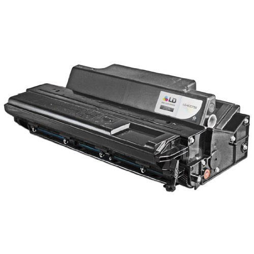 LD Compatible Ricoh 400759/Type 115 Black Laser Toner Cartridge for use in Aficio AP2600, AP2600N, AP2610, AP2610N, AP600, AP610