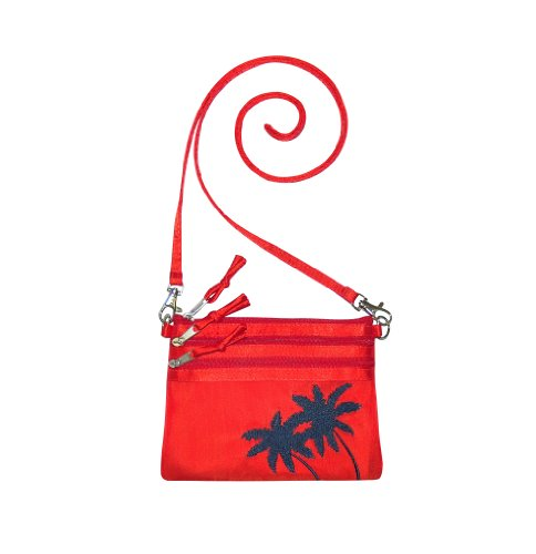 Sunset Palms Paia Bag Silk...