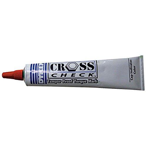 Dykem Tamperproof Tube Marker Red product image