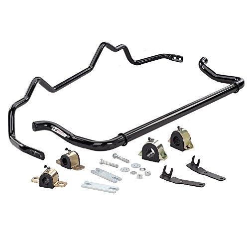 Hotchkis 22827 Sport Sway Bar Set for Audi (Hollow Sway Bar Kit)