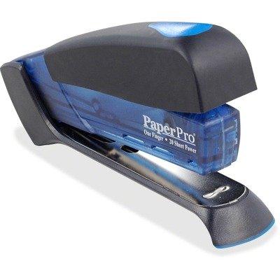 (3 Pack Value Bundle) ACI1122 Desktop Stapler, 20-Sheet Capacity, Translucent Blue