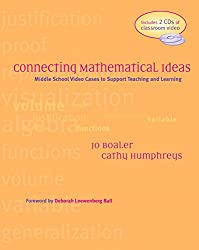 Connecting Mathematical Ideas: Middle School Video Cases to Support Teaching and Learning