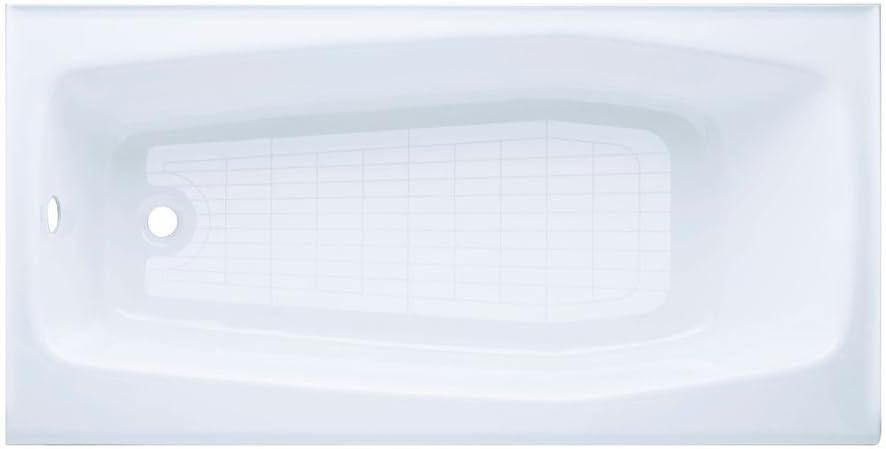 KOHLER 715-0 Villager Alcove Bath, White