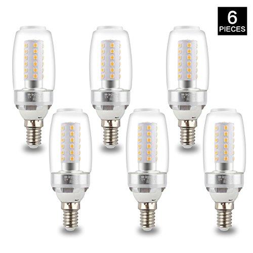 Led Light Bulb 900 Lumen Warm White 9 Watt