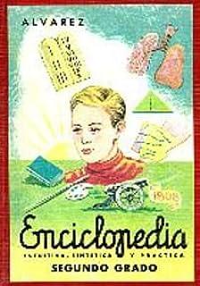 Resultado de imagen de enciclopedia alvarez primer grado