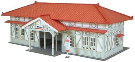 さんけい 1/150 なつかしのジオラマシリーズ 駅舎B MP03-20