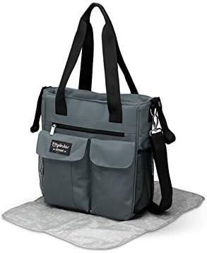 color gris Bolso ecopiel y cambiador Pirulos 29190030