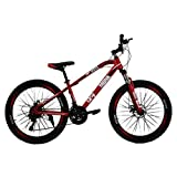 Monk Bicicleta de montaña INXSS Rodada 26 Shimano 21 Velocidades