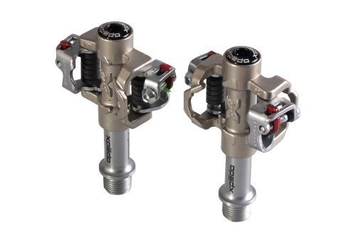 Xpedo Mountain Force Stainless/Cromoly Clipless Pedals by Xpedo