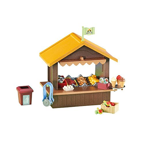- Playmobil Add-On Series - Summer Camp Snack Shop