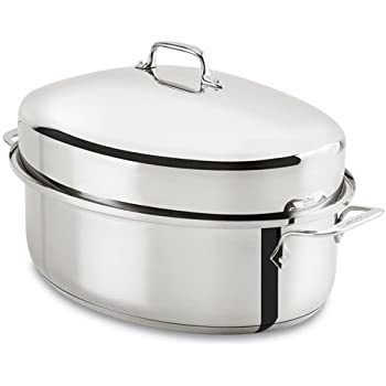 Amazon Com Mr Rudolf 18 10 Stainless Steel 15 Inch Oval