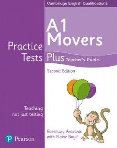 Practice tests plus A1 Movers. Teacher's book. Per la Scuola elementare. Con espansione online. Con DVD-ROM (Cambridge english qualifications)