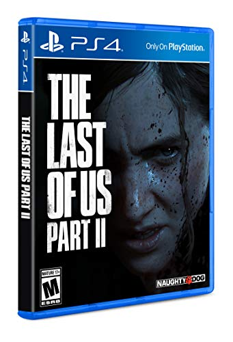 4184jHy466L - The Last of Us Part II - PlayStation 4