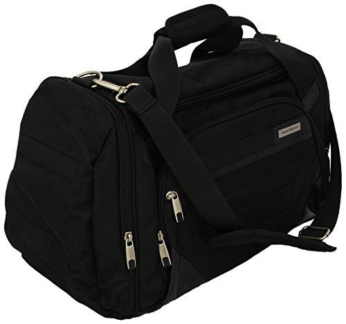 AspenSport Reisetasche Travel Bag, Schwarz, 25 x 41 x 24 cm, 30 Liter, AS13K11