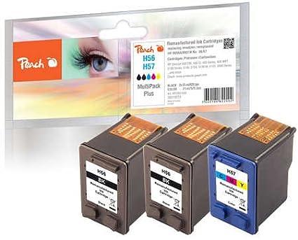 Peach 319019 cartucho de tinta - Cartucho de tinta para impresoras ...