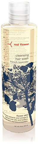 Red Flower French Lavender Cleansing Hair Wash, 8 oz