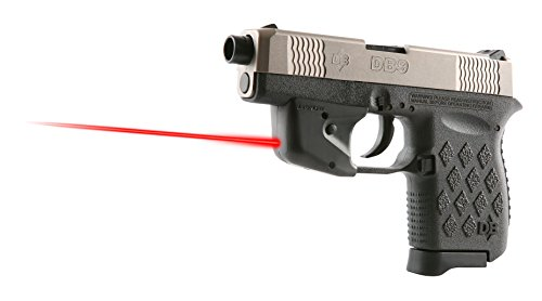 LASERLYTE-Laser-Sight-Trainer-for-DIAMONDBACK-DB-9-380-LASER-DOT-for-fast-aim-LASER-TRAINER-for-firearm-training-PUSH-BUTTON-activation-for-simple-use-AUTO-OFF-to-save-battery-life-UPGRADED-adjustment