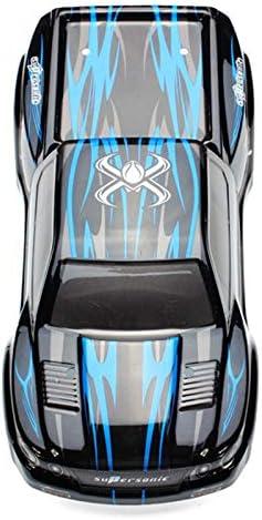 SNOWINSPRING 9115 RC Truck RC Car Shell 15-SJ01 15-SJ02 RC Car Body Shell 285x133mm,Blue