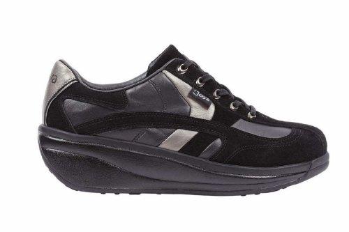 Joya Women's Venezia Walking Shoes, Black (US Women's 6 B...