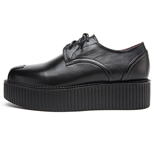 Creepers Roseg Mens Oxford In Vera Pelle
