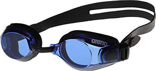 arena Unisex Training Freizeit Schwimmbrille Zoom X-Fit (UV-Schutz, Anti-Fog Beschichtung, Harte Gläser)