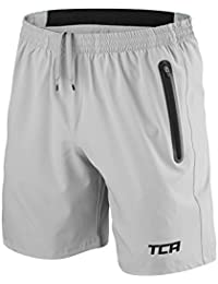 Men's TCA Elite Tech Running / Training Shorts with Zip Pockets