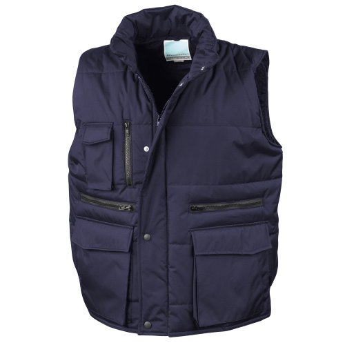 12 Pocket Mens Vest - 5