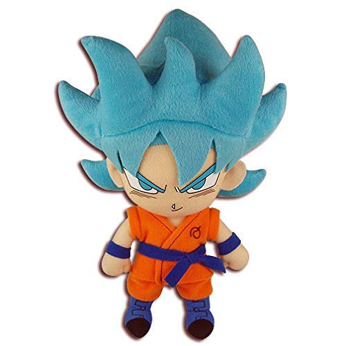 Great Eastern Entertainment Dragon Ball Super-SSGSS Goku 01 Plush 8
