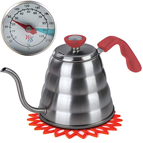 stovetop water kettle with spout - 3