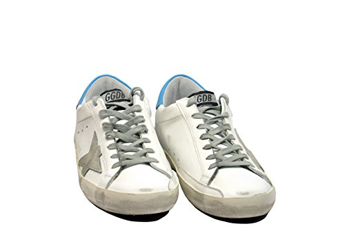 Golden Goose Superstar Leather Bianco