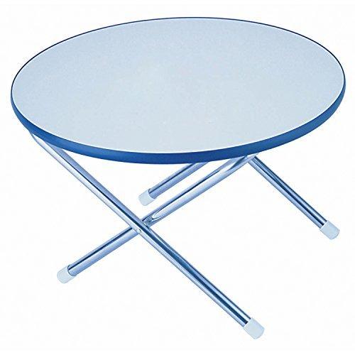 Garelick/Eez-In 50410:01 Folding Deck Table Melamine Top Series - 24