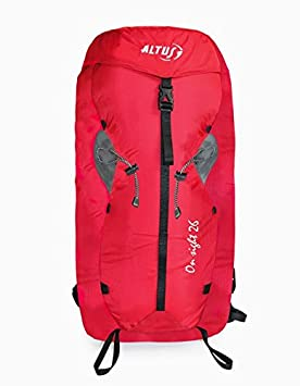 ALTUS On Sight 26 Escalada Mochila - Rojo: Amazon.es: Deportes y aire libre