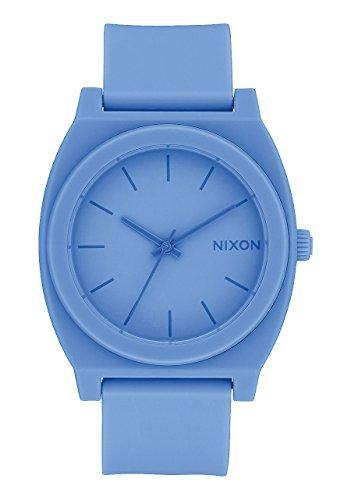 Nixon Women's Time Teller Watch, Matte Perriwinkle, One Size