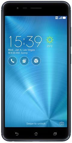 ASUS ZenFone ZE553KL-3A081WW SIM Doble 4G 128GB Negro: Amazon.es ...