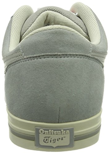 Onitsuka Tiger AARON Unisex-Erwachsene Sneakers Grau (LIGHT GREY/LIGHT GREY 1313)