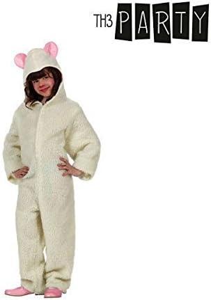 Disfraz para Niños Th3 Party Oveja: Amazon.es: Hogar