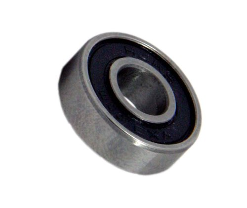 Inch Sealed Bearings (R4-2RS Bearing 1/4 x 5/8 x 0.196 Sealed Inch)