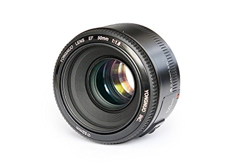 YONGNUO-YN50mm-F18-Standard-Prime-Lens-Large-Aperture-Auto-Focus-Lens-For-Canon-EF-Mount-Rebel-DSLR-Camera
