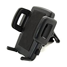 360° Rotating Car Air Vent Mount Holder Stand For HTC One V X S Butterfly S New One M7 Mini