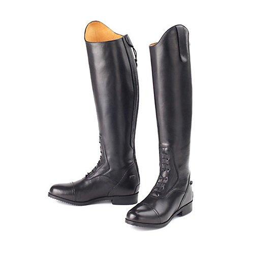 Ovation Men's Flex Field Boot Black 8 W US