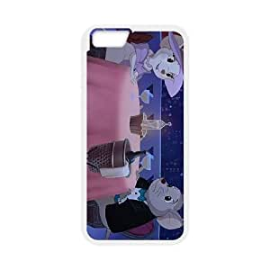 iPhone 6 4.7 Inch Cell Phone Case White The Rescuers Character Bernard Phone cover R49382653